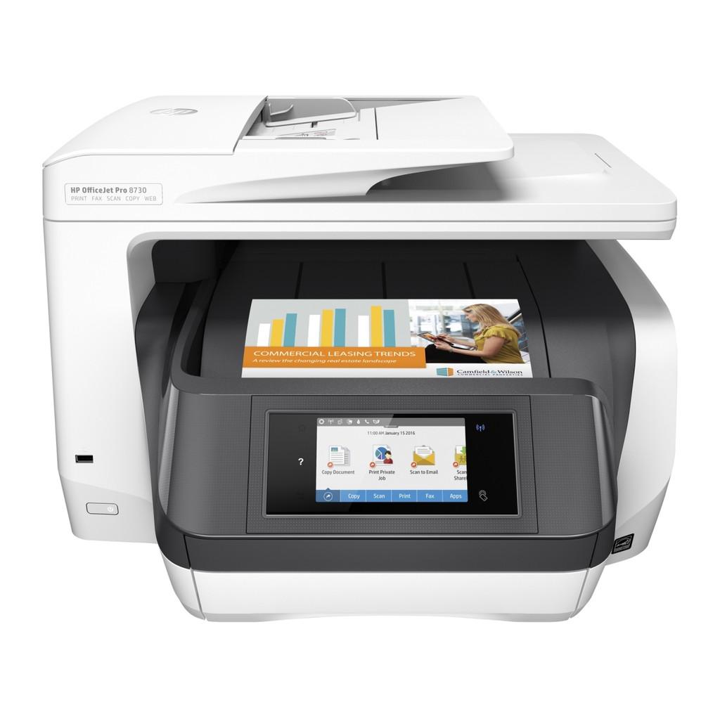 Tweedekans HP OfficeJet Pro 8730 All-in-One
