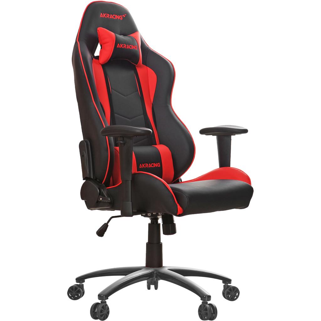 AK Racing Nitro gaming zwart-rood