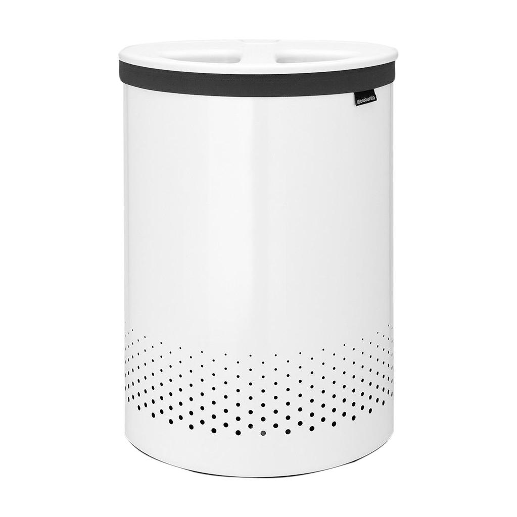 Brabantia Wasbox 55 liter 'Selector' Wit Wasmanden