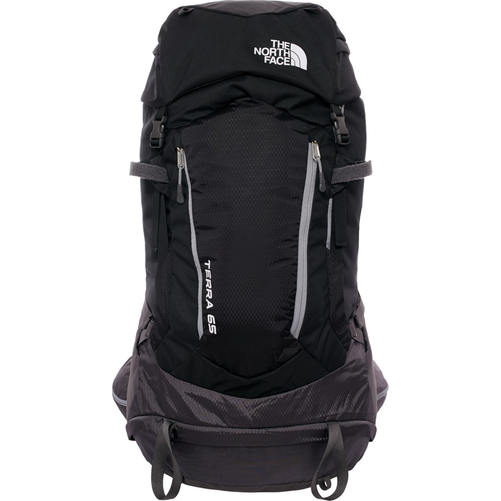 The North Face Terra 65 TNF Black/Asphalt Grey - S/M in Mûnein / Molenend