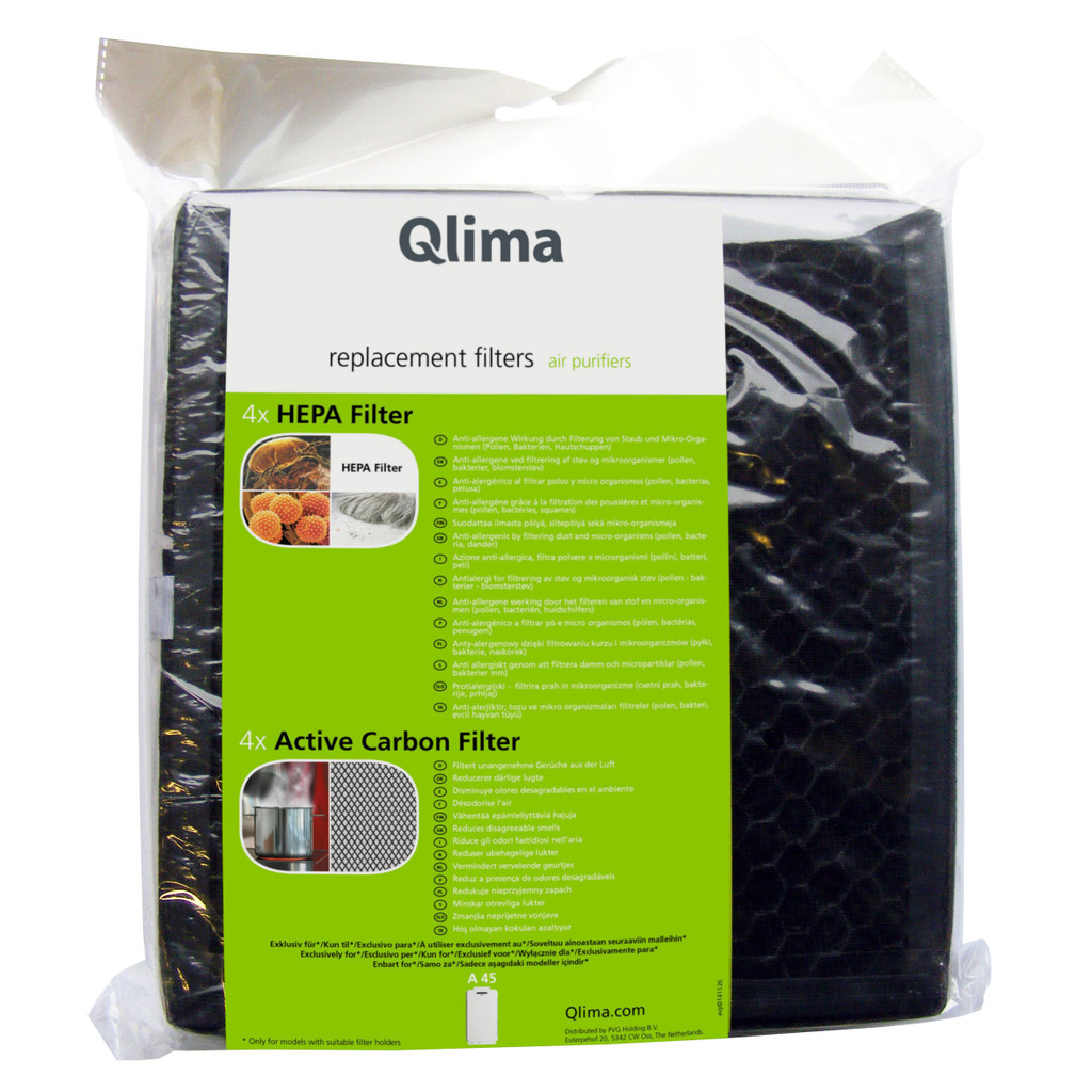 Qlima Filterset A45 in Strijp