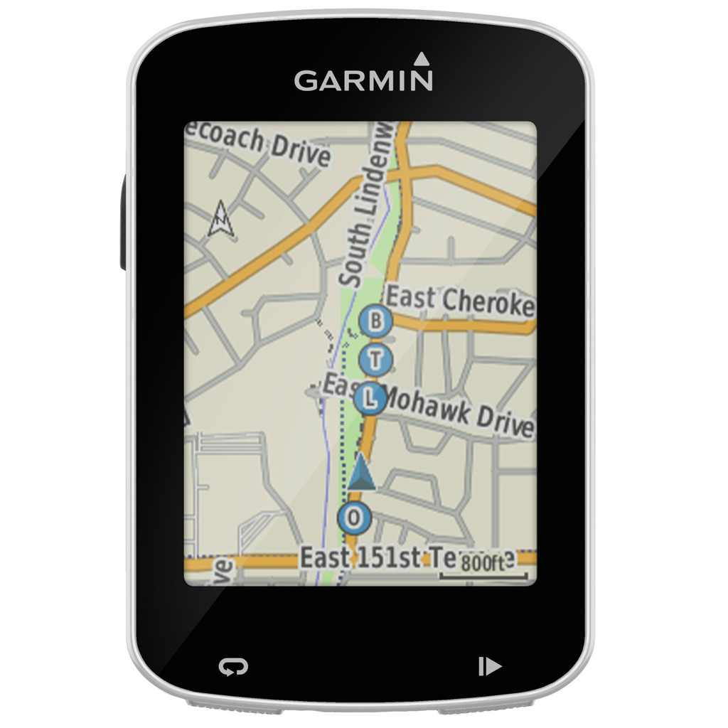 Garmin Edge Explore 820 in Overburen / Oerbuorren