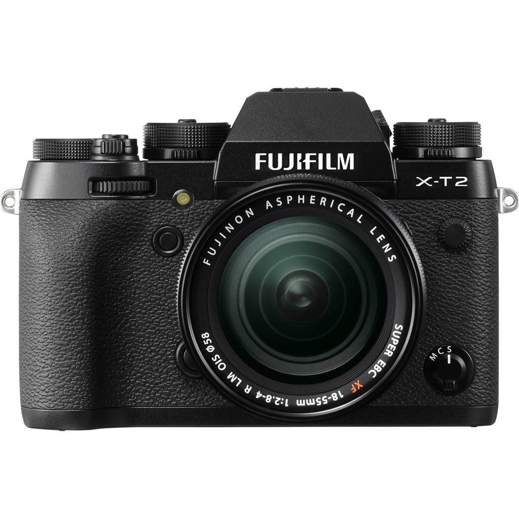 Fujifilm X-T2 Zwart + 18-55mm kopen