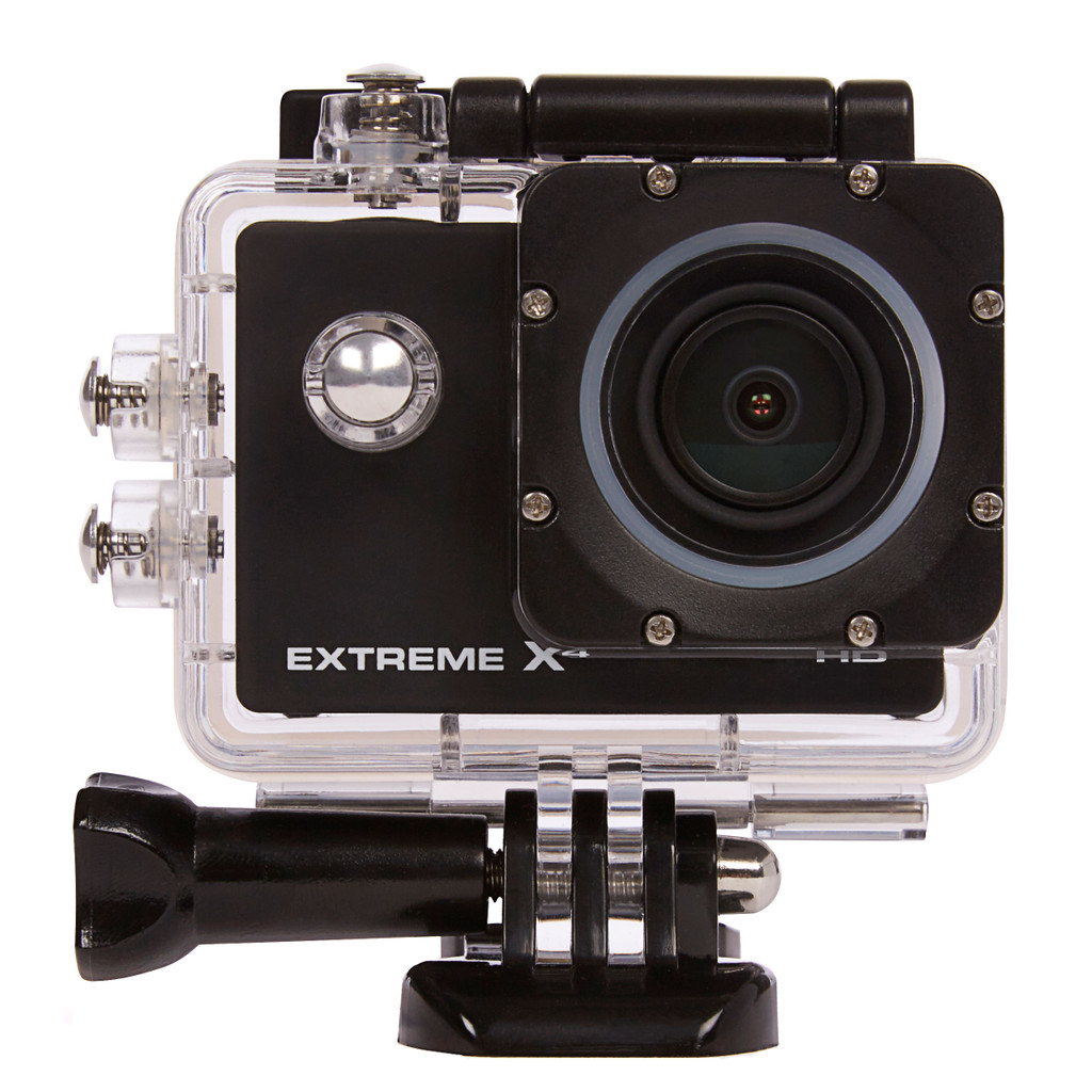 Extreme X4 1080p Action camera