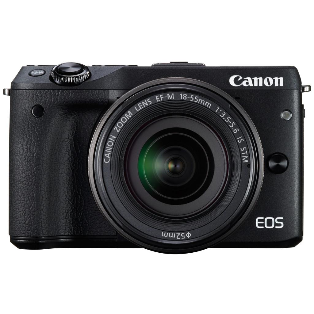 Canon EOS M3 + 18-55mm kopen