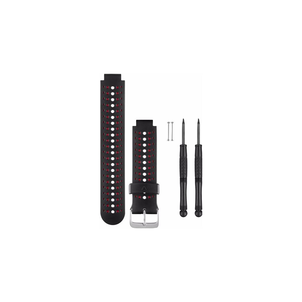 Garmin Polsband Forerunner 235/230/630 Zwart/Rood kopen