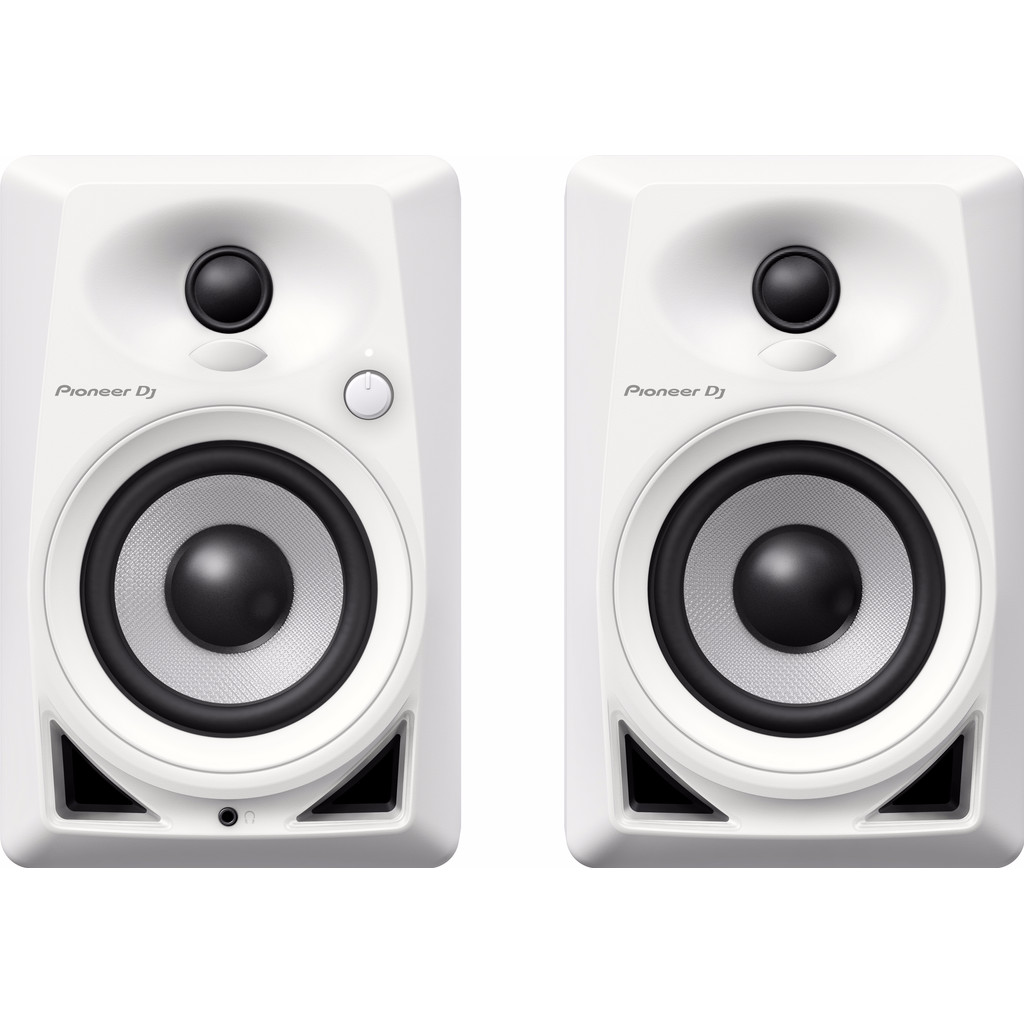 Pioneer DM-40 Wit (per paar) in Herquegies