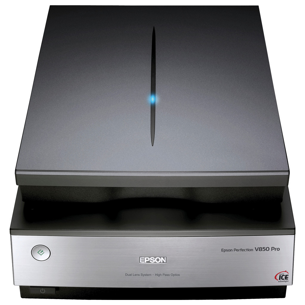 EPSON PERFECTION V 850 PHOTO SCANNER