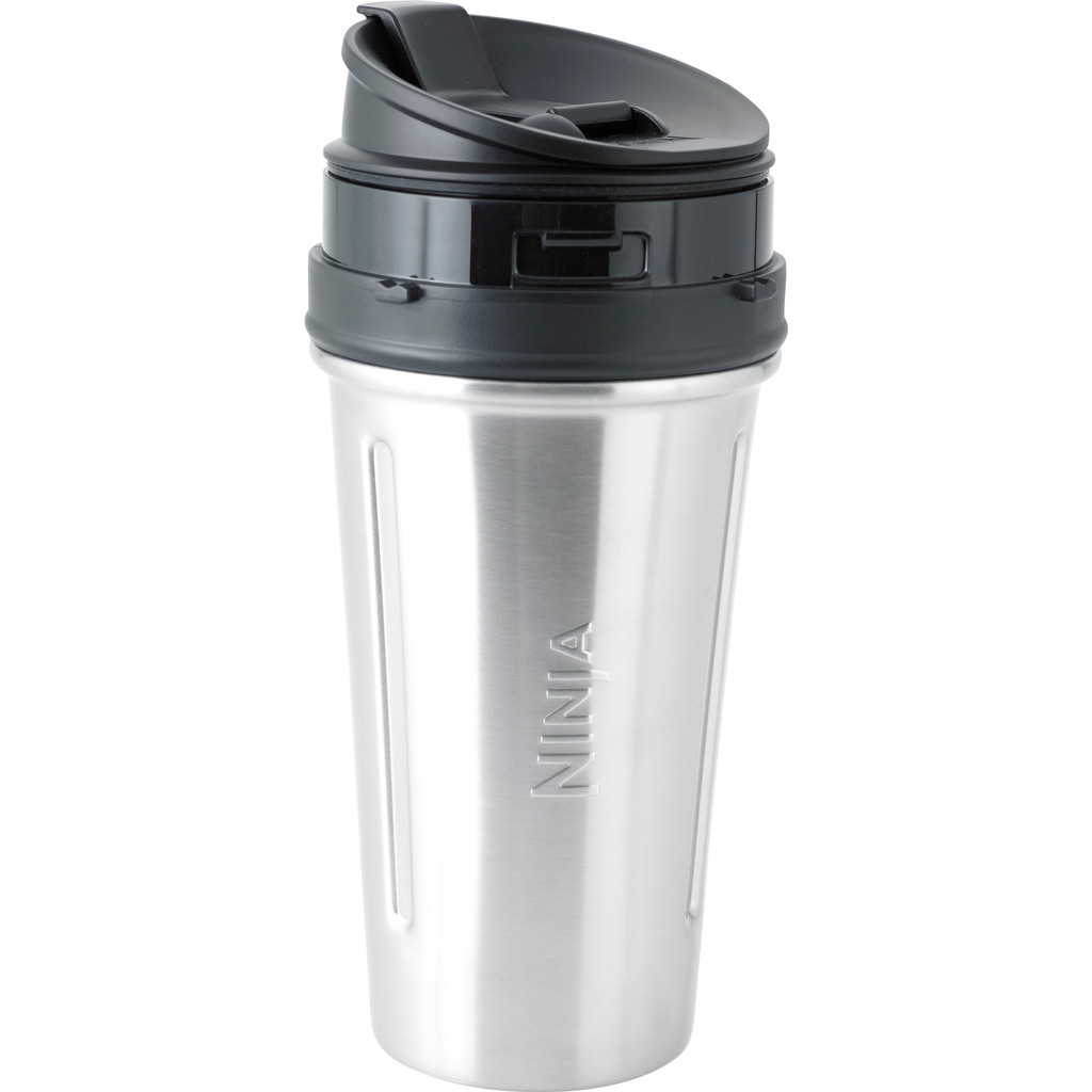 Nutri Ninja Smoothiebeker rvs 650 ml in Buissenal