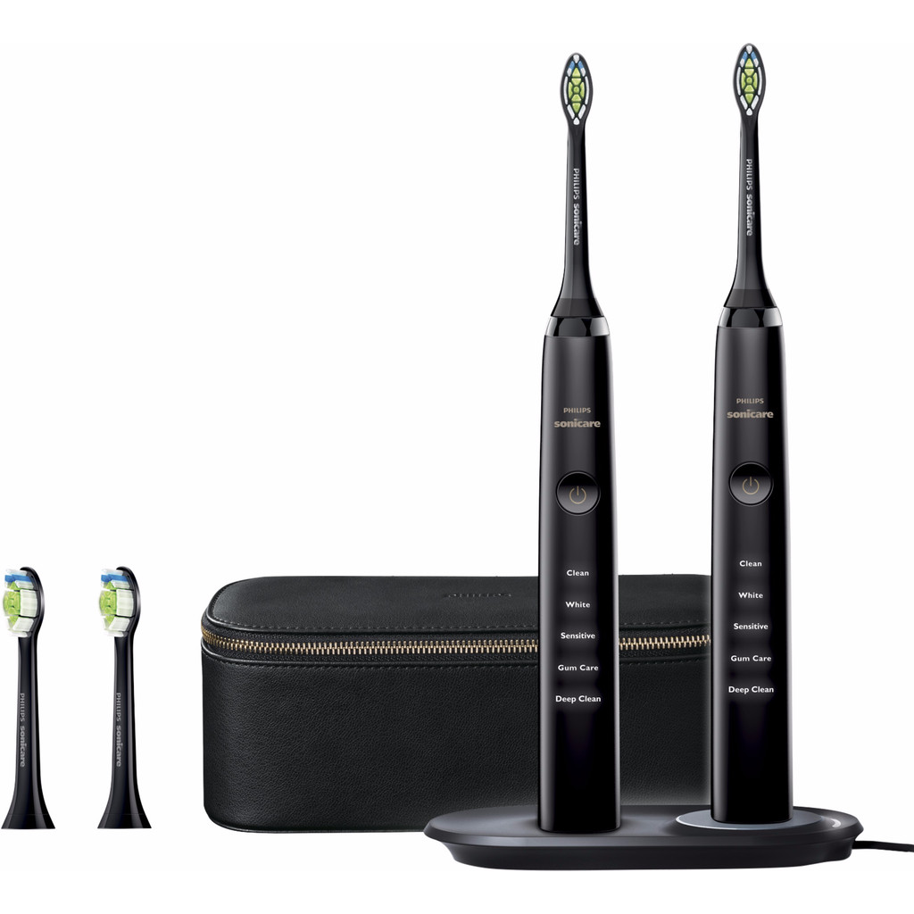 Philips Sonicare DiamondClean HX9394/92 Black in Watergang