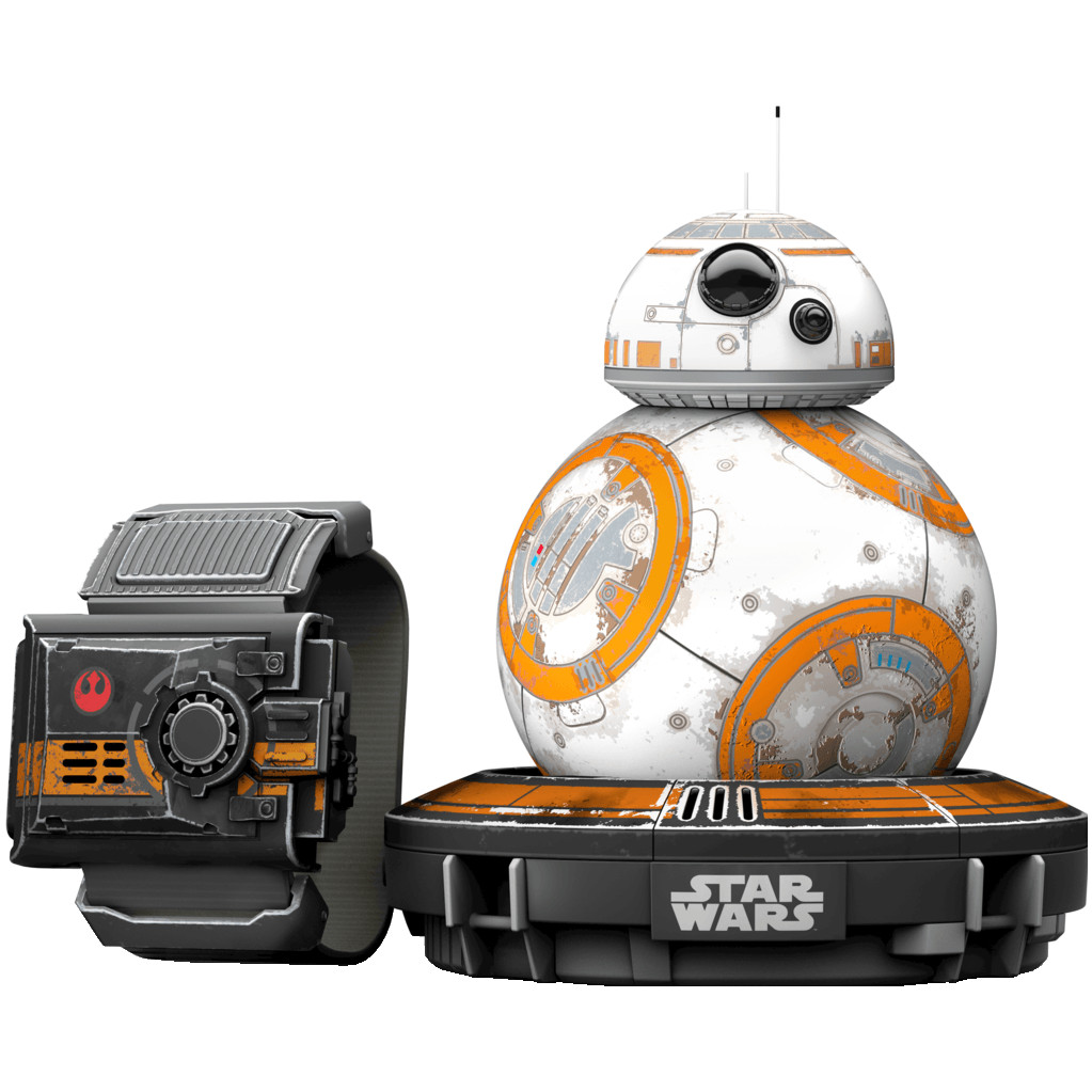Sphero SE BB-8 Droid met Force Band in Molenhof