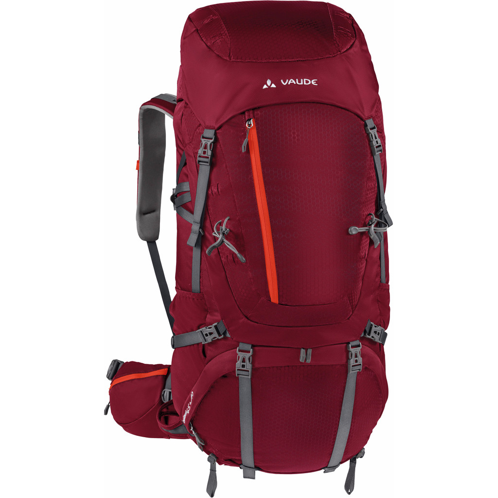 Vaude Centauri 65+10L M-L Dark Indian Red