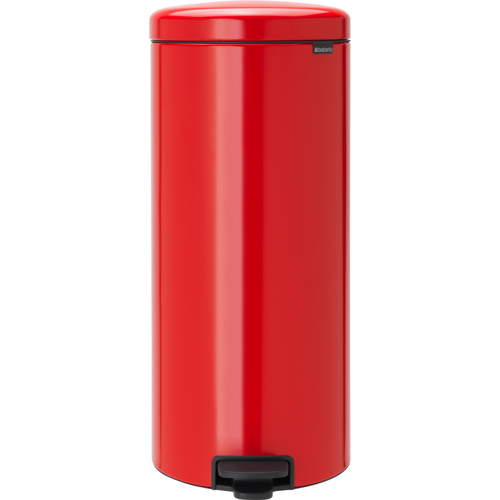 Brabantia New Icon Pedaalemmer 30L Passion Red
