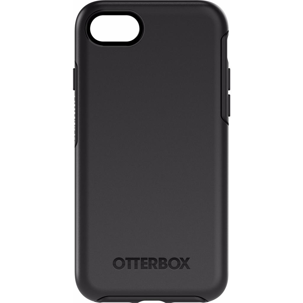 Otterbox Symmetry Apple iPhone 7/8 Zwart in Koedood