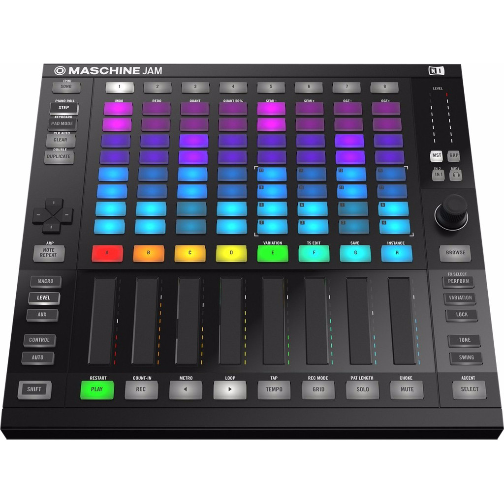 Native Instruments Maschine Jam in Edelare