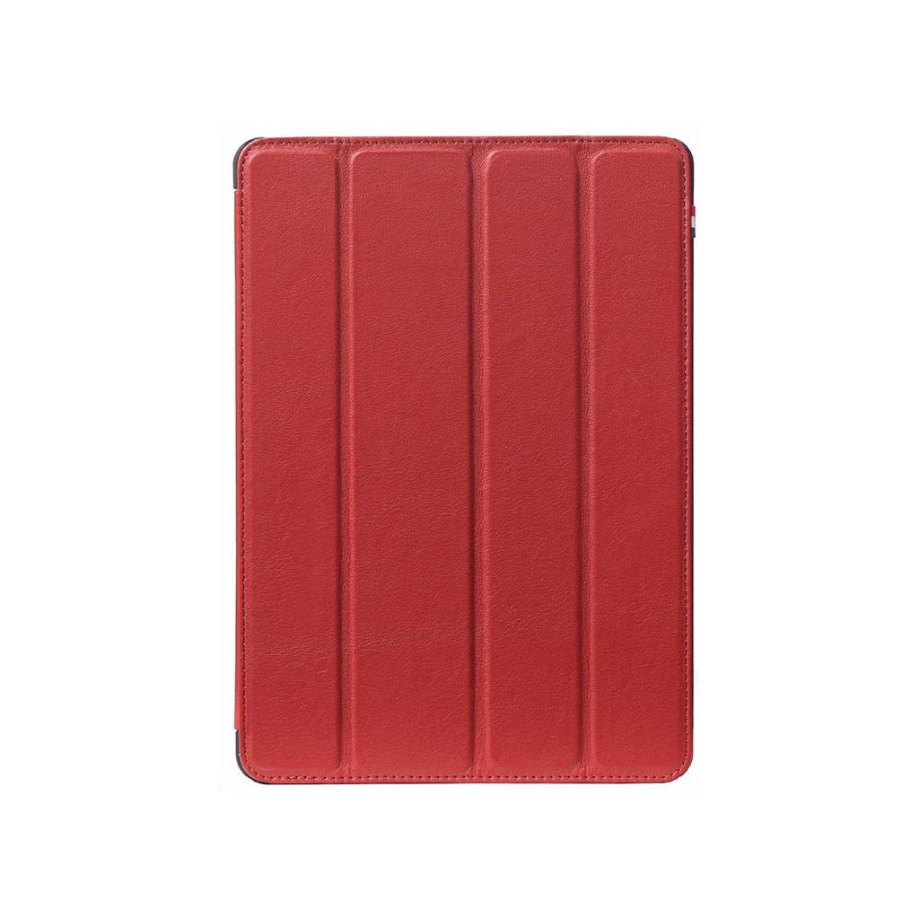 Afbeelding van Decoded iPad Pro 9.7 inch Leather Slim Cover Rood tablet hoesje
