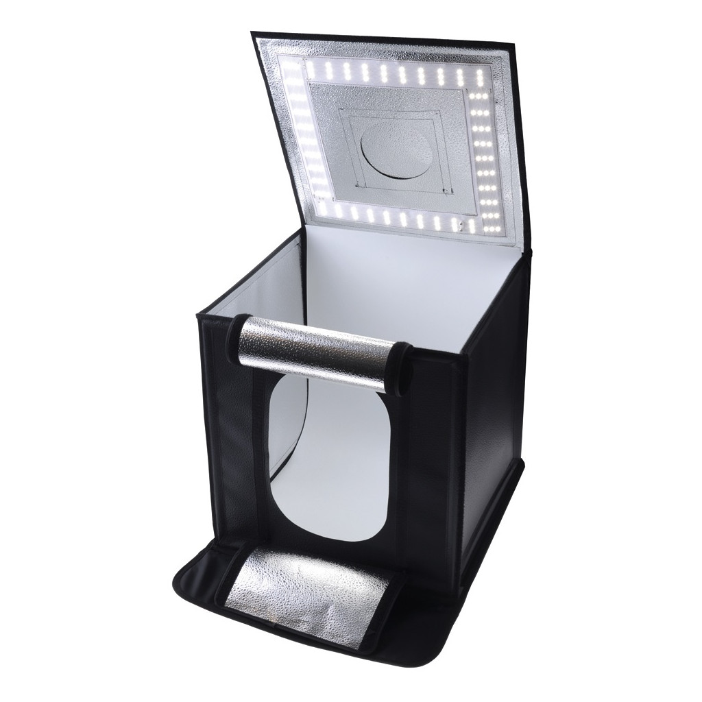 Caruba Portable Photocube LED 60x60x60cm in Hoorn