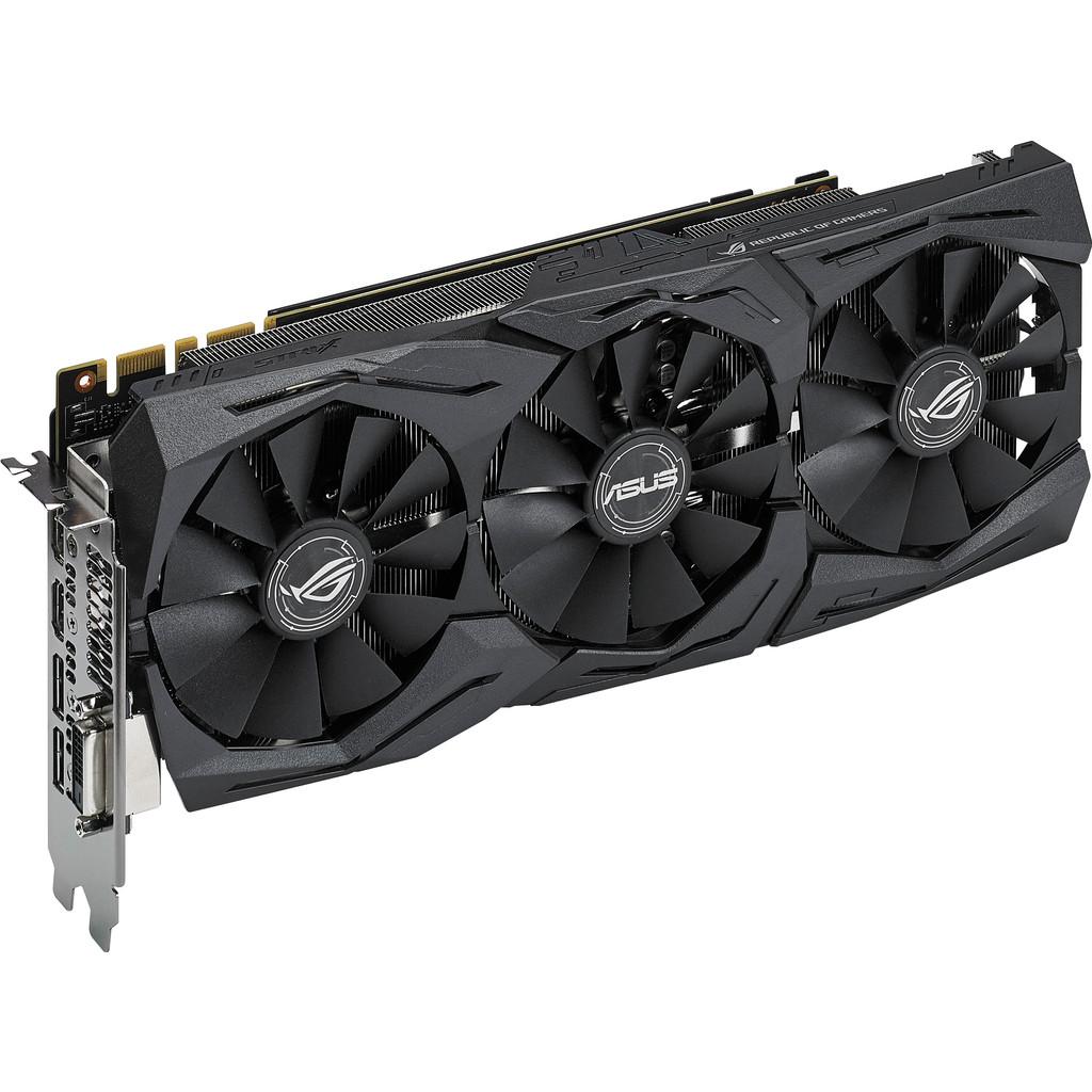 Asus GeForce Strix GTX 1080 A8G Gaming in Rande