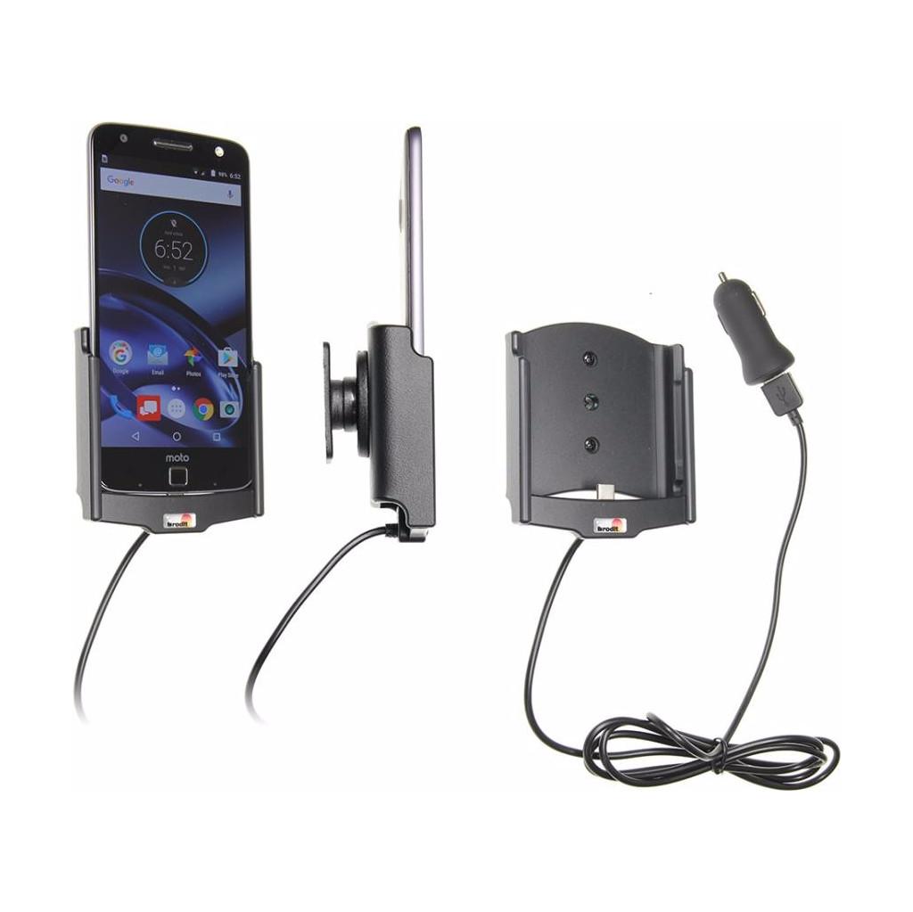 Brodit Actieve Houder USB Motorola Moto Z