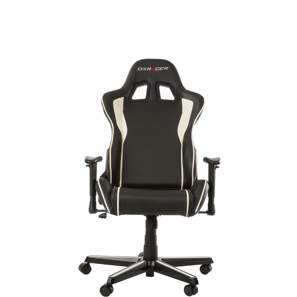 DX Racer FORMULA Gaming Chair  Zwart/Wit in Amougies