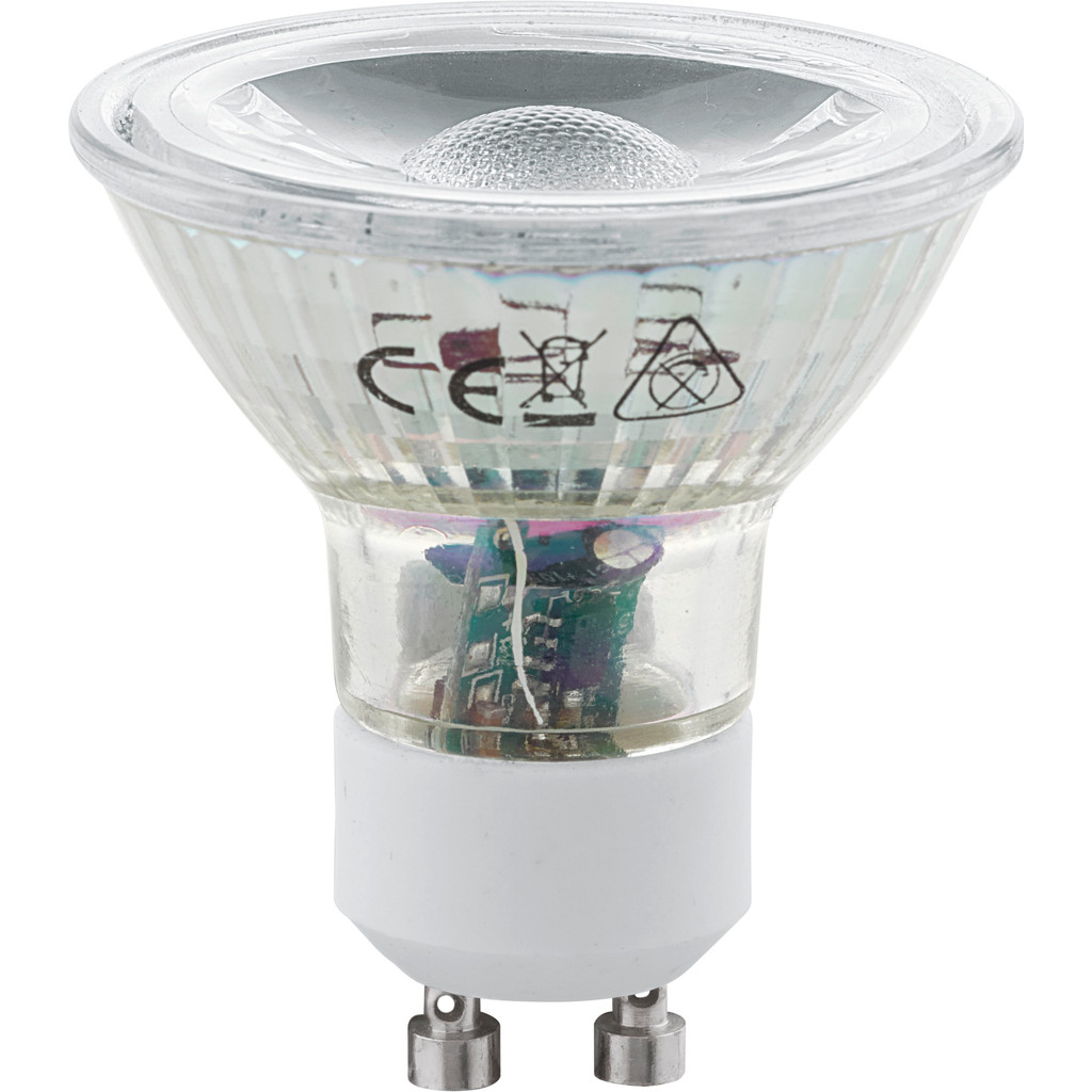 Eglo LED-lamp GU10 COB 5 W (2x) in Ingber