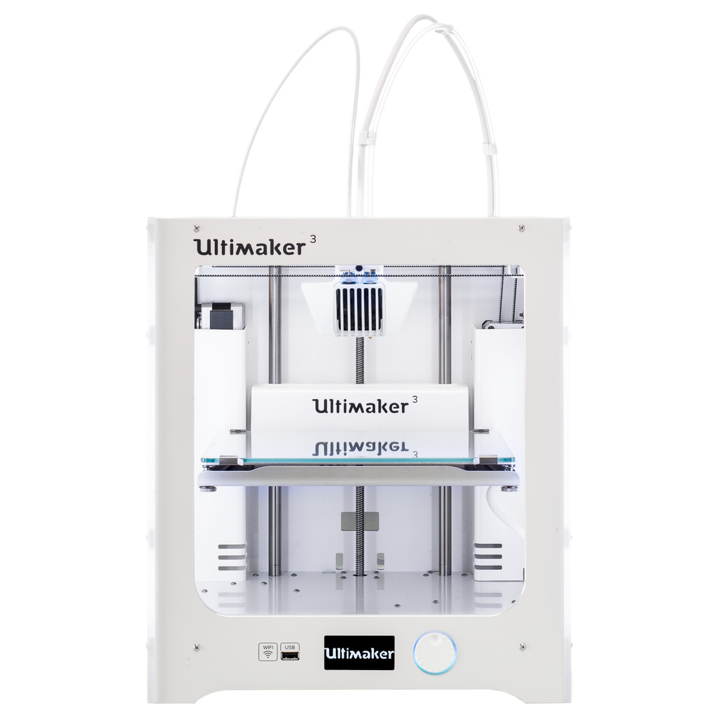 Ultimaker 3 in de Woude