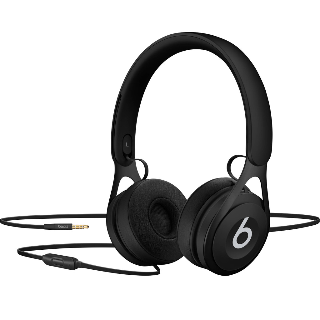 Beats Koptelefoon Kabel On Ear Headset Zwart