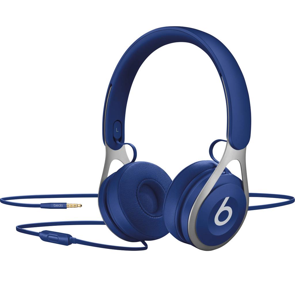 Beats Koptelefoon Kabel On Ear Headset Blauw