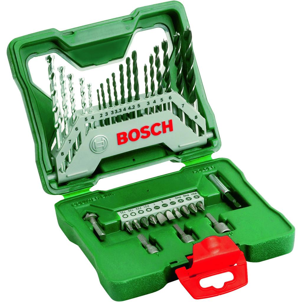 Bosch X-Line 33-delige Accessoire Set in Millingen