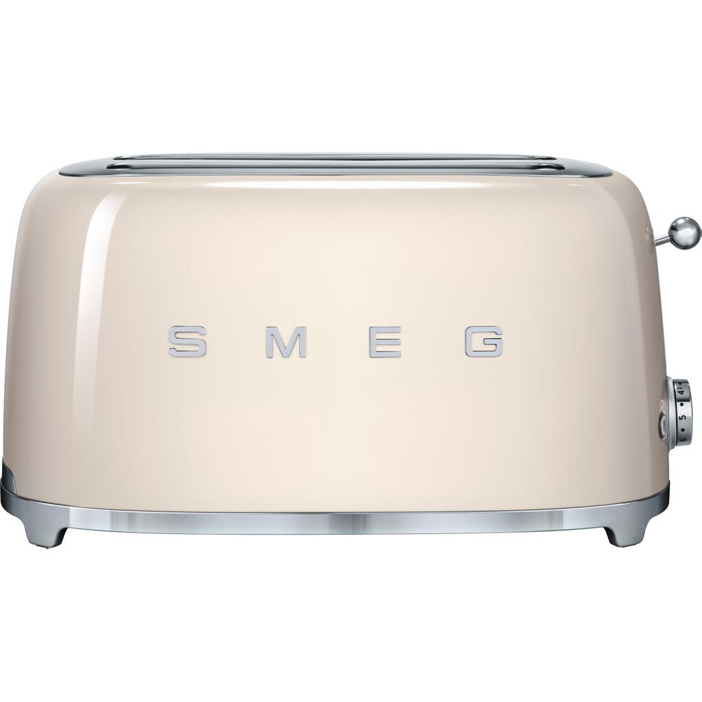 SMEG TSF02CREU Creme Broodroosters