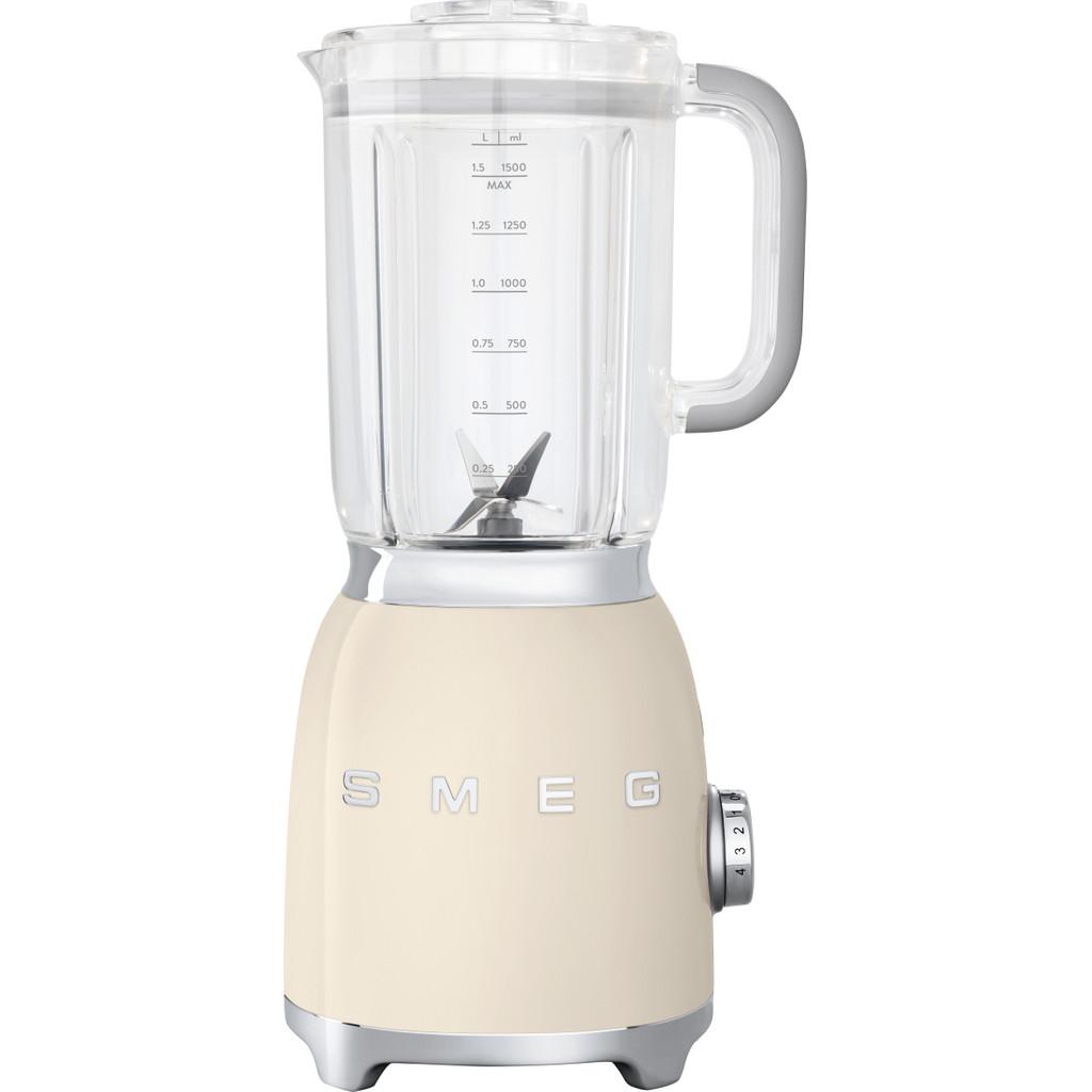 Smeg BLF01CREU 50's style blender, Creme