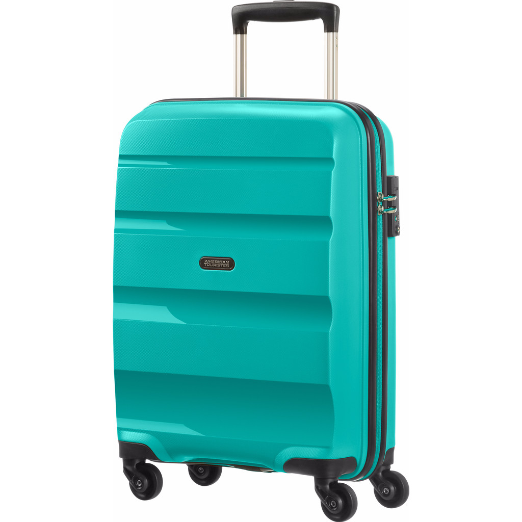 American Tourister Bon Air Spinner S Strict Deep Turquoise