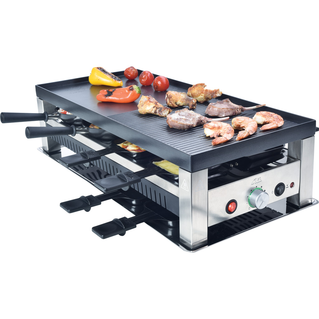 Solis Tafelgrill 5 in 1 in Hobrede