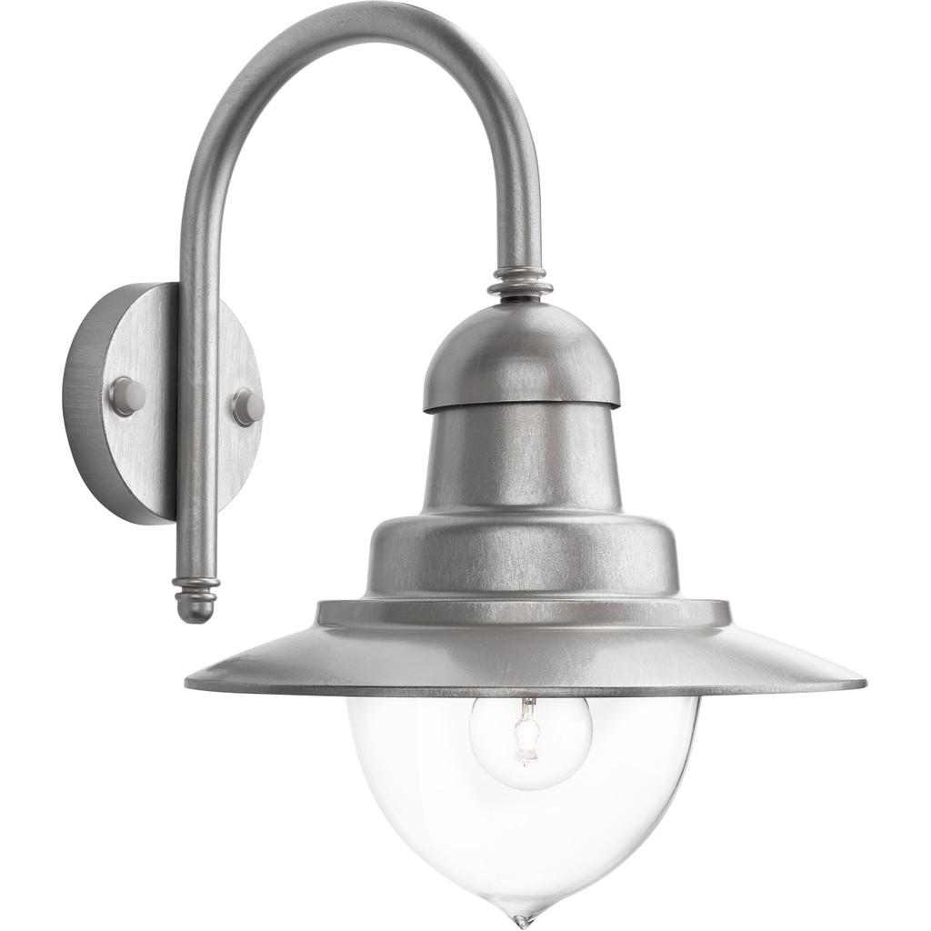 Wandlamp Raindrop aluminium
