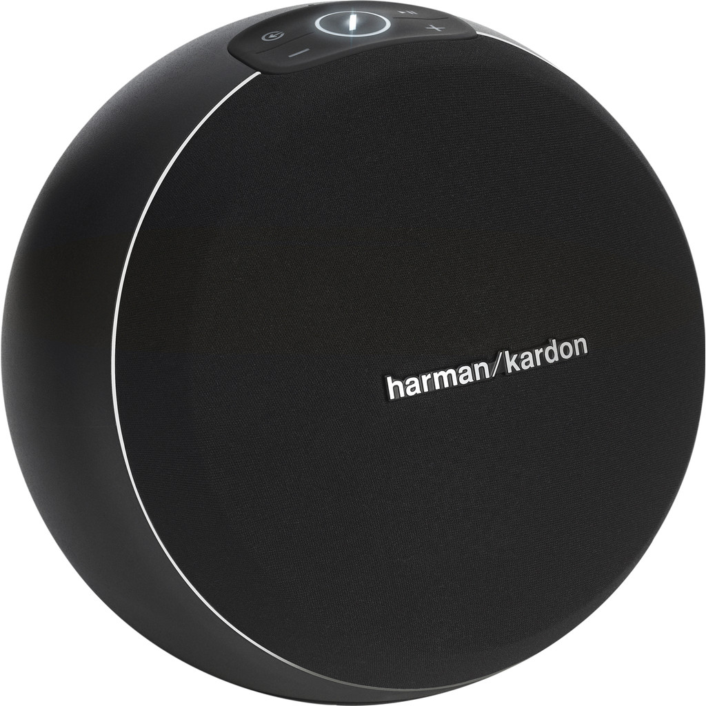 Harman Kardon Omni 10 plus Zwart in Hooghalen