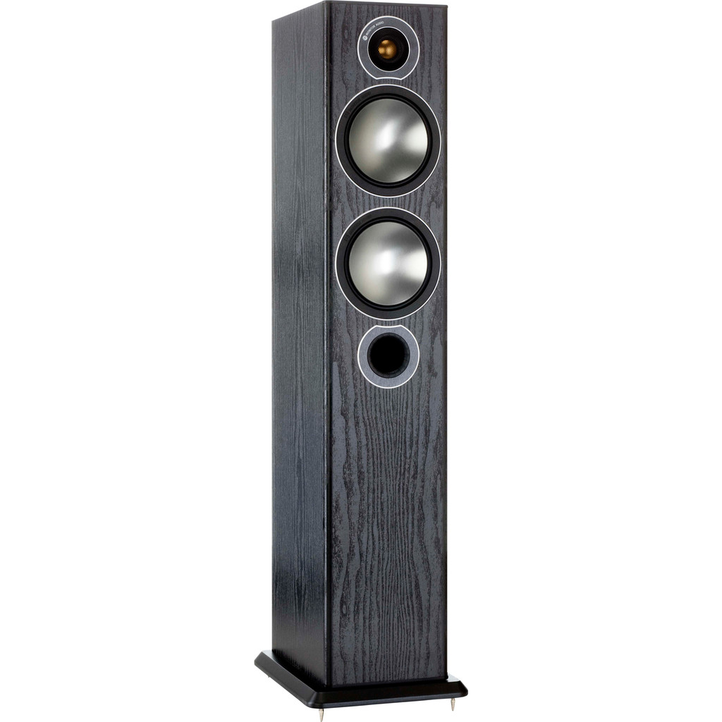 Monitor Audio Bronze 5 (per stuk) Zwart in Weleveld