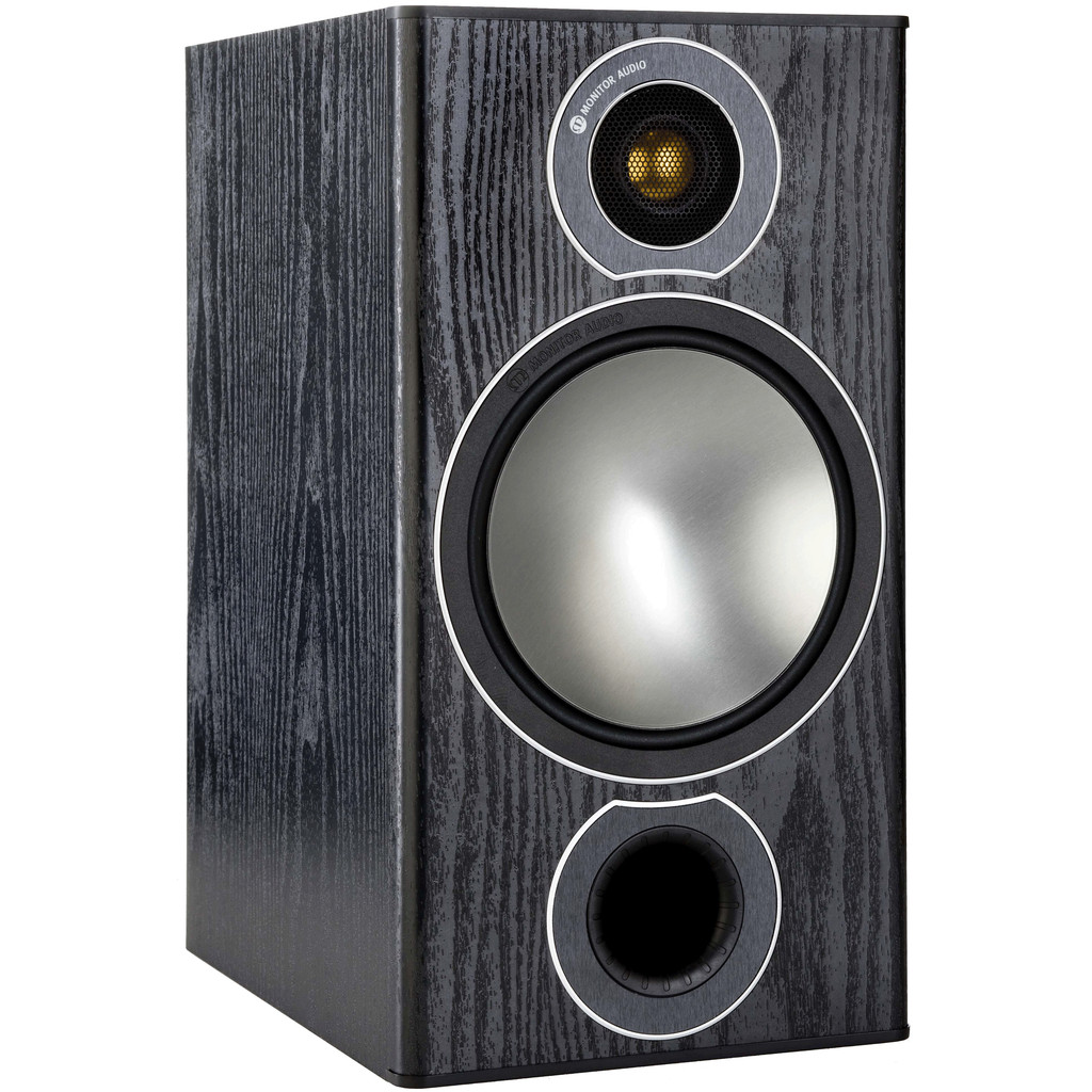Monitor Audio Bronze 2 (per paar) Zwart