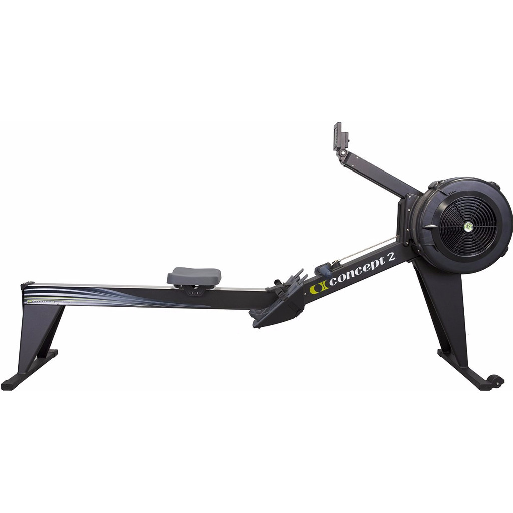 Concept2 Model E PM5 Zwart in Heel