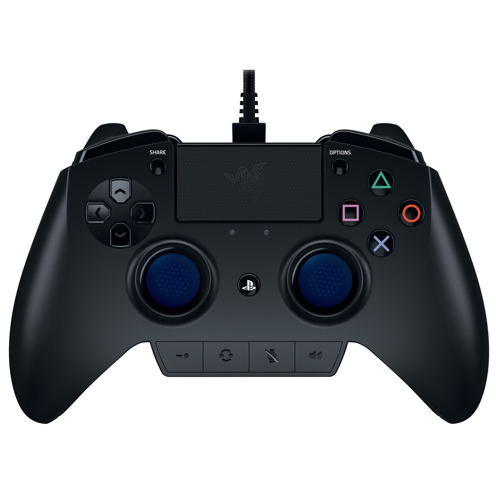 Razer Raiju PS4 in Naarderbos