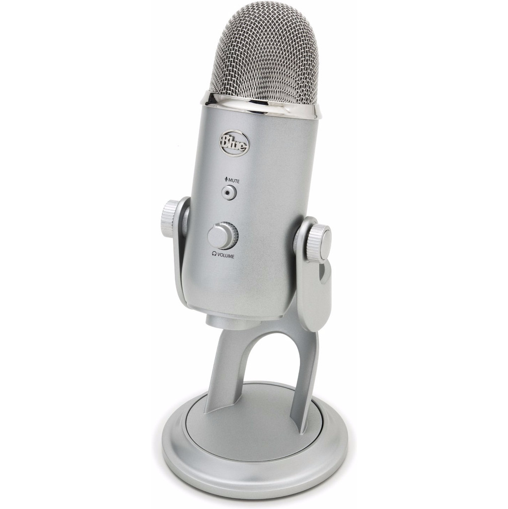 Blue Yeti in Aubel