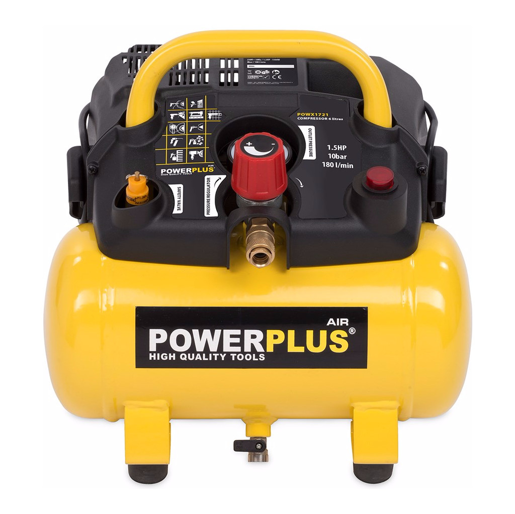 Powerplus POWX1721 in Jauche