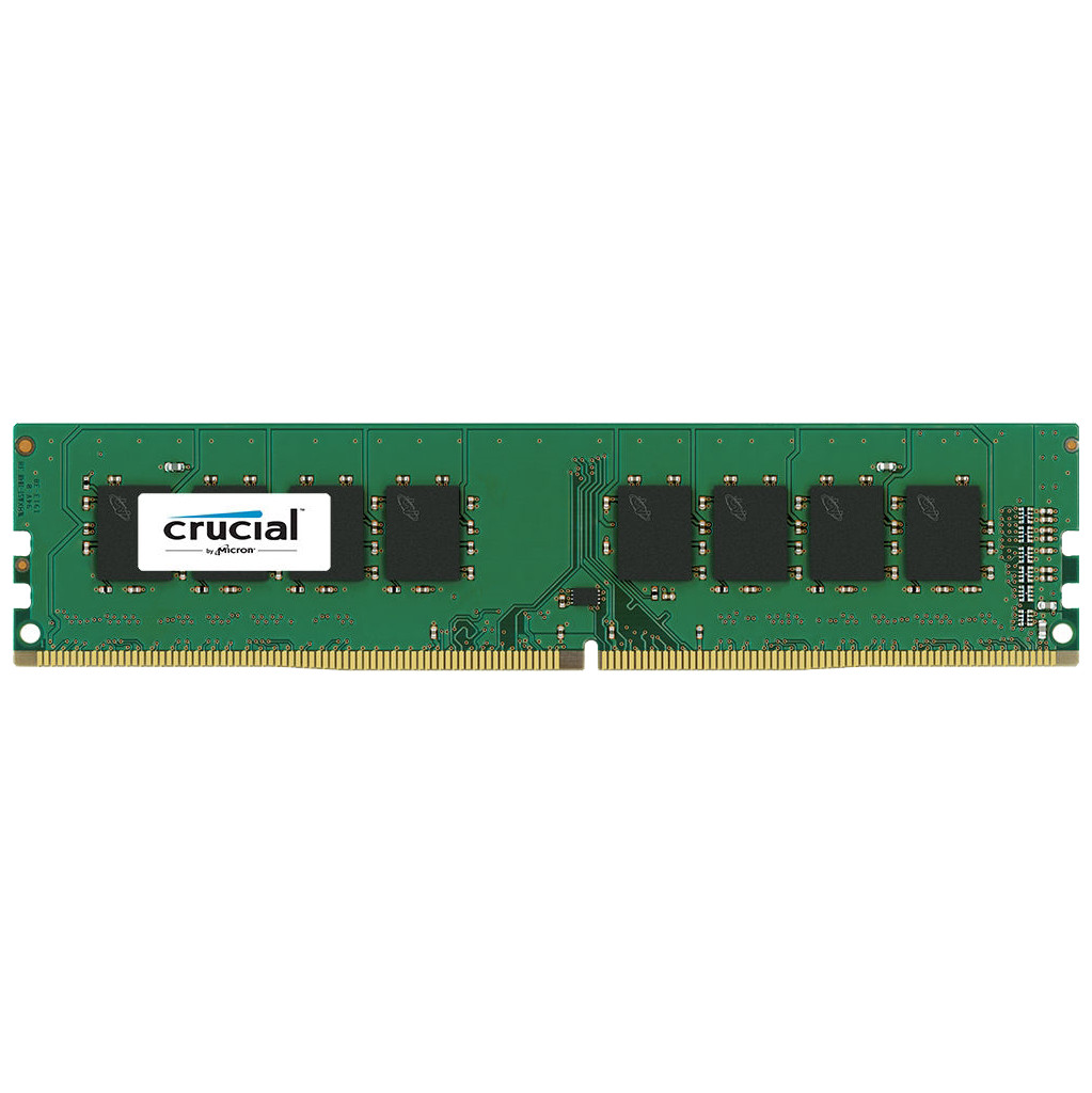 Crucial Standard 8GB DDR4 DIMM 2400 MHz (1x8GB) in Boterveen