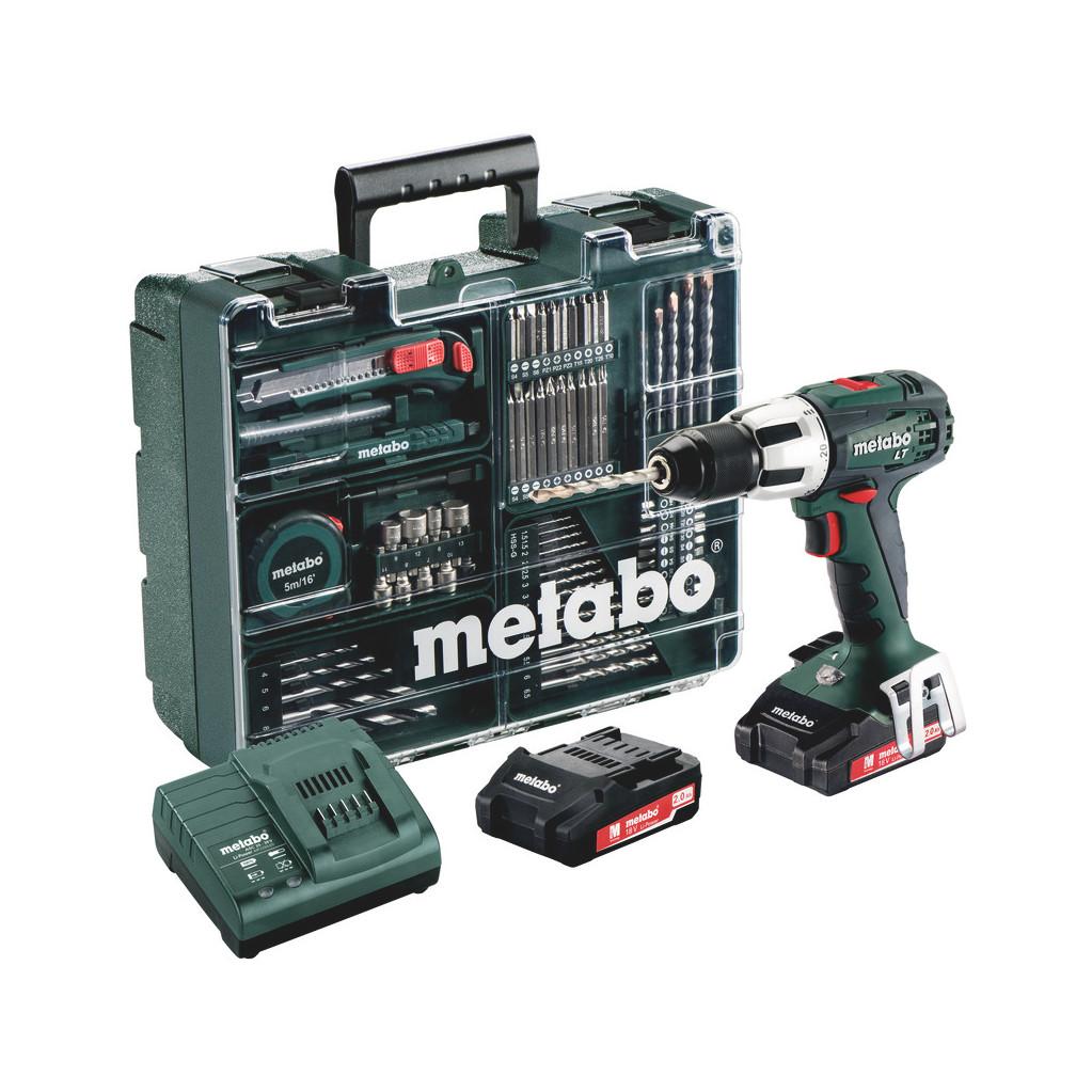 Metabo SB 18 LT Set Mobile Werkstatt Accu-klopboor-schroefmachine