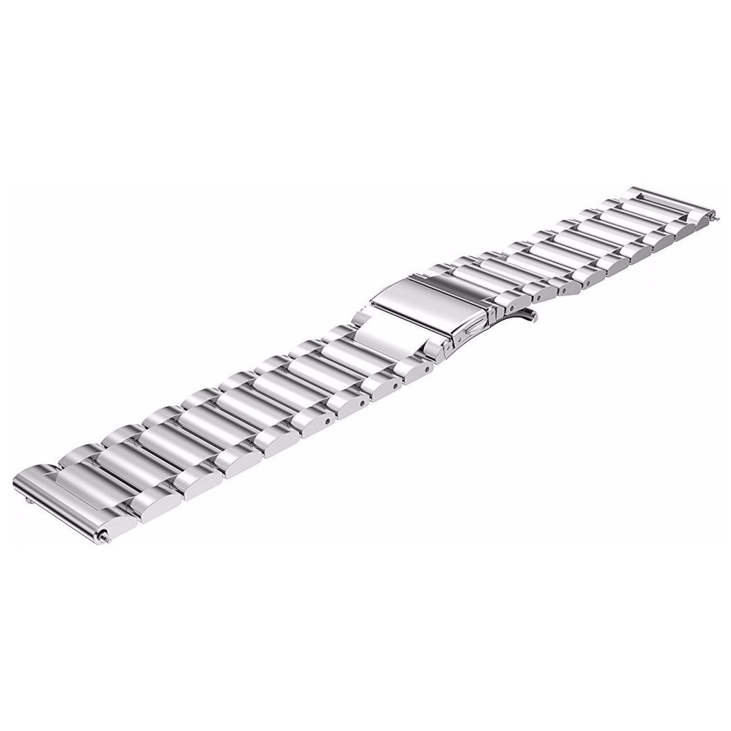 Just in Case Samsung Gear S3 Stainless Steel Watchband Silve in Sytebuorren