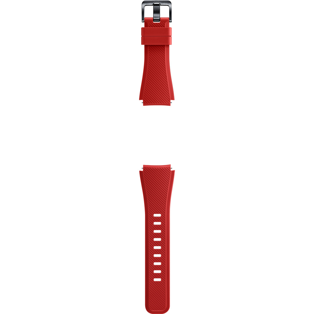 Samsung Gear S3 Silicon Band Orange Red kopen