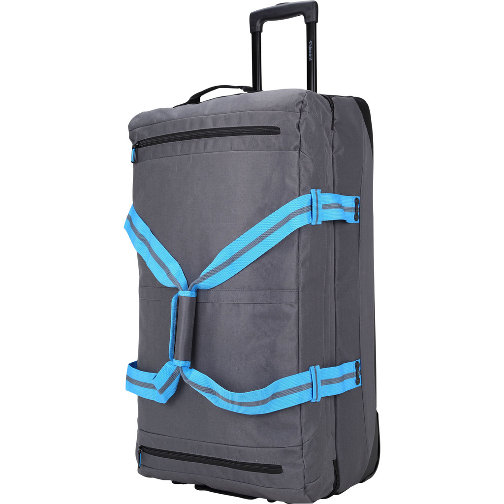 Decent Tobi-Line handbagage trolley turquoise