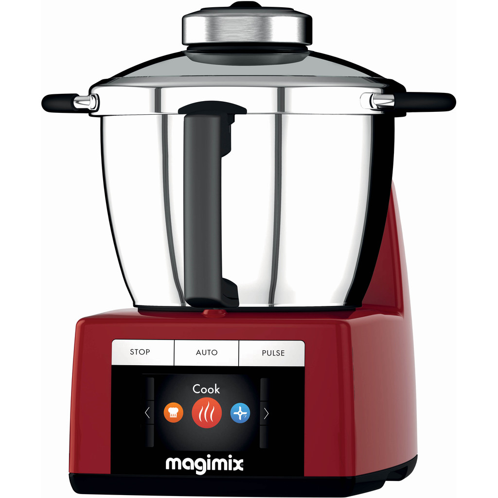 Image of Magimix Cook Expert Rood
