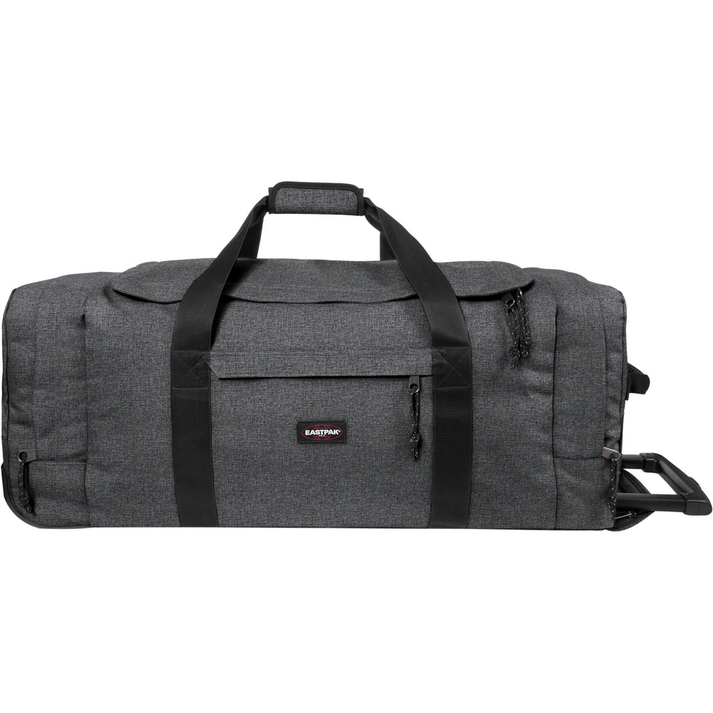 Eastpak Leatherface L Trolley Black Denim