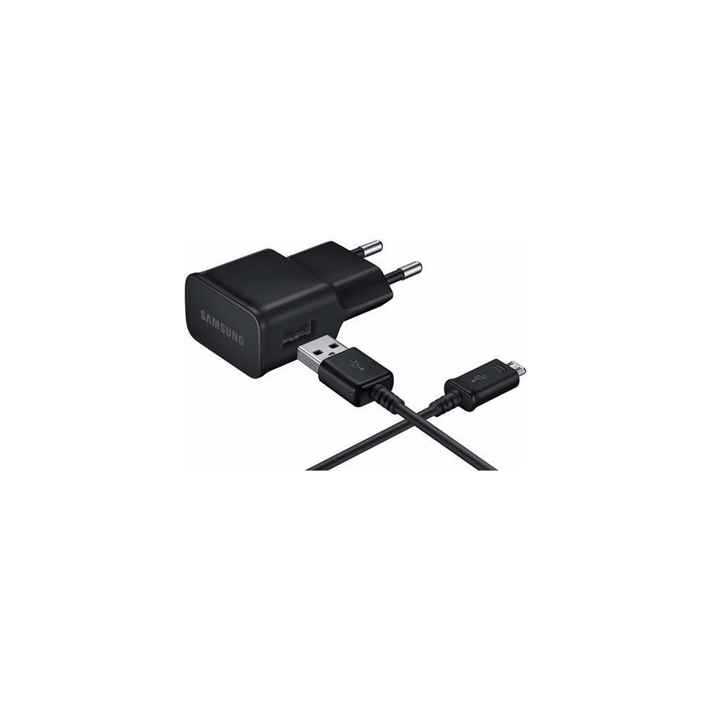 Samsung Micro USB Oplader 1,5m Zwart in Bierghes