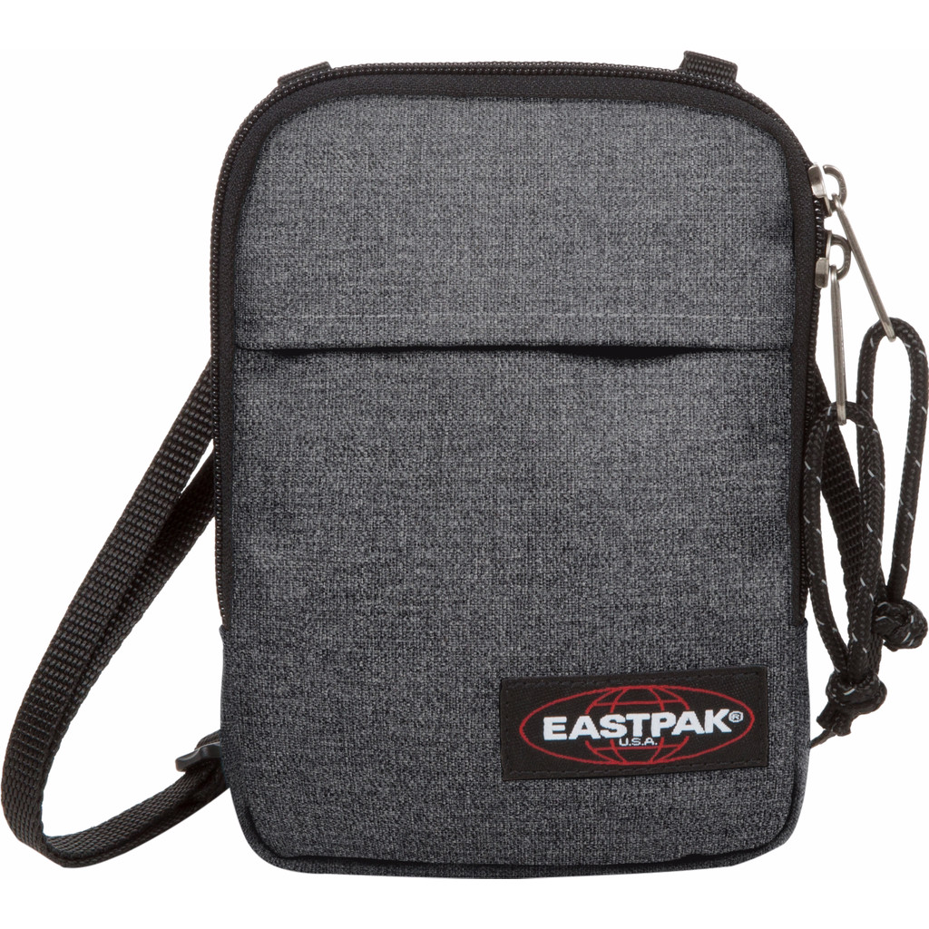 Eastpak Buddy Black Denim in Gouda